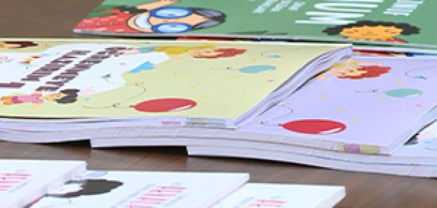 İlkokul Öğrencilerine MEB'den Çalışma Seti Desteği