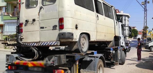 Trafik Denetiminde Sürücülere 324 Bin Lira Ceza