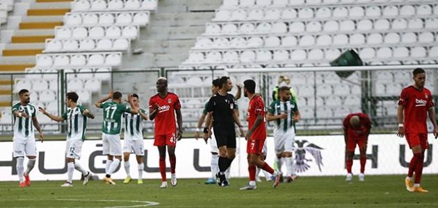 Konyaspor Deplasmanda Galip
