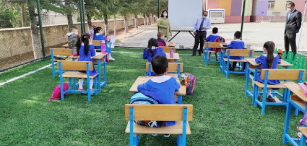 Yunak'ta Açık Sınıf Uygulaması