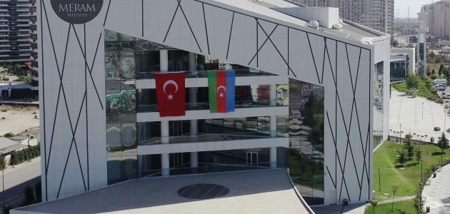 Başkan Kavuş, Azerbaycan'a Destek Mesajı Yayımladı
