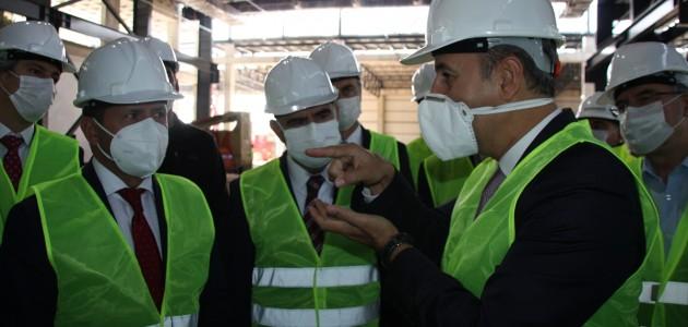 Konya Silah Sistemleri Fabrikası 17 Aralıkta Üretime Hazır