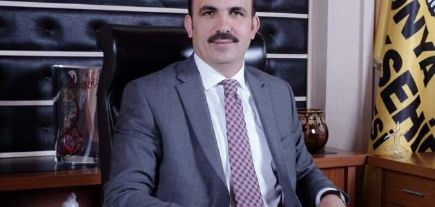 Uğur İbrahim Altay'dan Gazeteciler Günü Mesajı