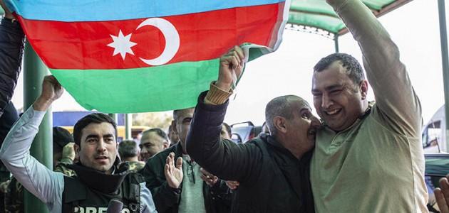 Azerbaycan 28 Yıldır İşgal Altında Olan Şuşa'yı Kurtardı