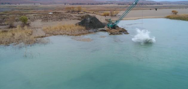 Karaburun Plajı'nı Genişletme Çalışmaları Başladı