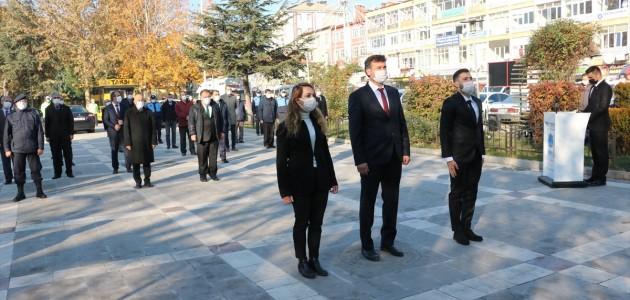 Beyşehir'de Öğretmenler Günü Kutlaması