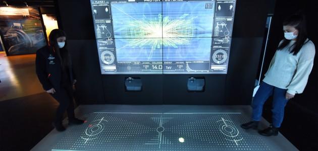 Konya Bilim Merkezi'nde CERN Sergisi