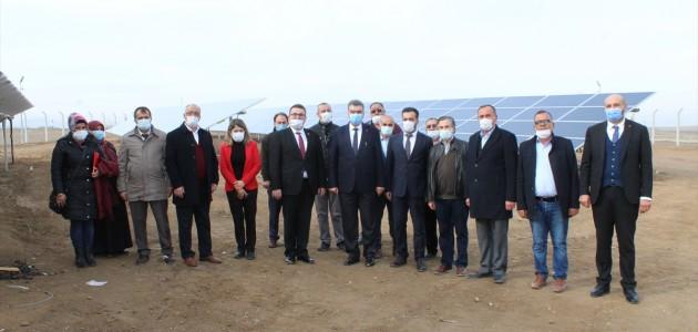 Ak Parti Konya Milletvekili Erdem, Yunak'ta Yatırımları İnceledi