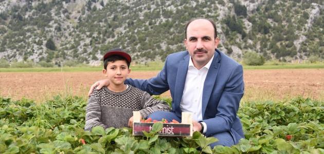 Konya Büyükşehir Belediyesi'nden Çiftçiye Büyük Destek