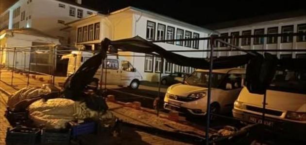 Seydişehir'de Sobadan Zehir Sızdı, 3 Çocuk Hastaneye Kaldırıldı