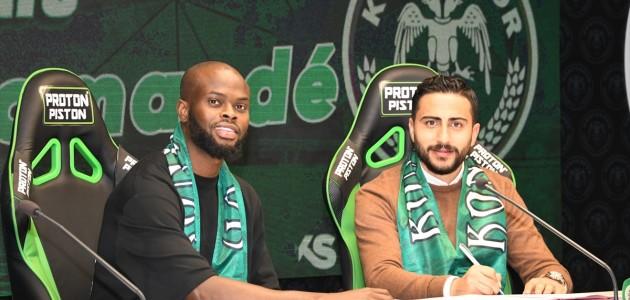 Konyaspor'a İki Yeni Transfer