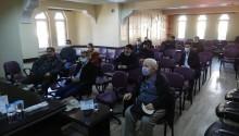Karapınar Ziraat Odası'ndan Çiftçilere Bilgilendirme Toplantısı
