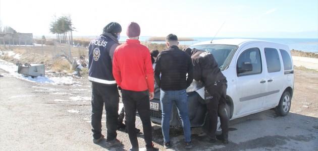 Konya'da Trafik Uygulamasından Kaçmaya Çalışan Sürücülere Ceza Kesildi
