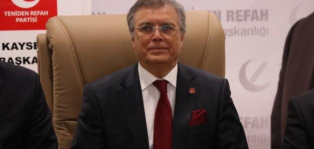 """Yeniden Refah Partisi Genel Başkan Yardımcısı Aydal'dan """"kripto para"""" açıklaması"""