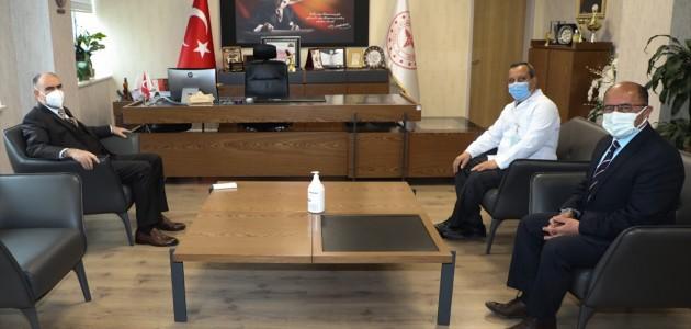 Konya Valisi Vahdettin Özkan bazı hastanelerde incelemelerde bulundu