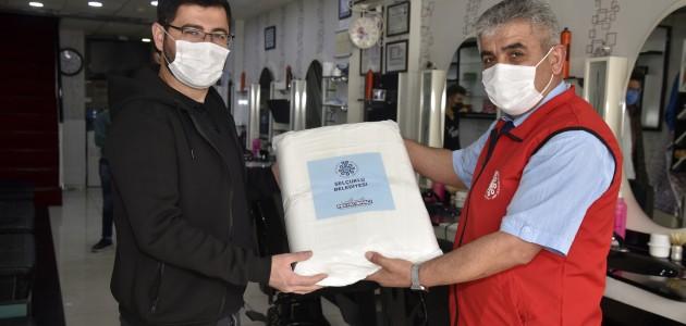 Selçuklu Belediyesi Esnafa Olan Desteğini Sürdürüyor