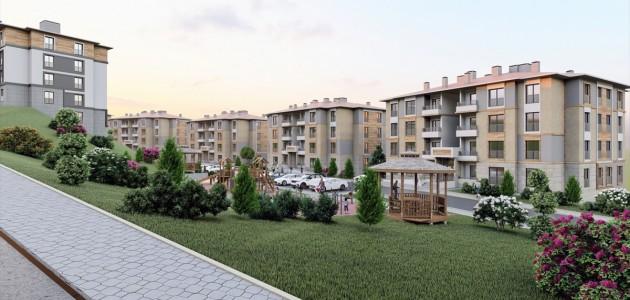 Konya ve Aksaray'da 4 Bin 780 Konut İnşa Ediliyor