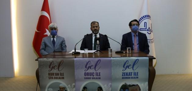 Konya Müftüsü Öge, Ramazan Ayındaki Faaliyetlerle İlgili Açıklama Yaptı