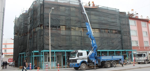 Karapınar'da Sokak Sağlıklaştırması Çalışmaları Başladı