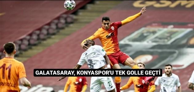 Konyaspor Sevenlerini Üzdü