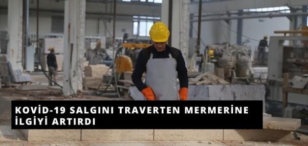 Kabe'nin Beyaz Mermerleri Türkiye'den