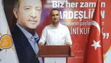 AK Parti Beyşehir İlçe Başkanı Elkin'den İsrail'e Tepki