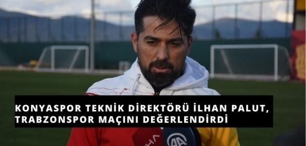 Konyaspor Teknik Direktörü, Trabzonspor Maçını Değerlendirdi