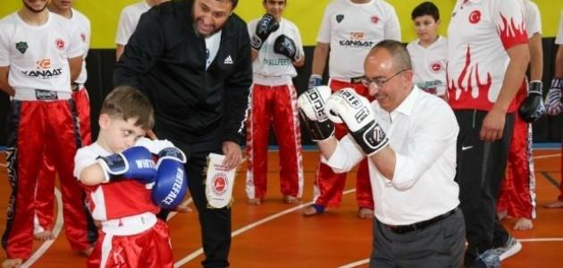 Meram Belediyesi Yaz Spor Okulu Kayıtları Başlıyor