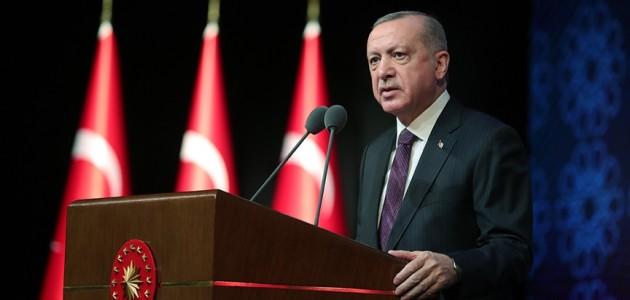 Cumhurbaşkanı Erdoğan, Türkiye 4 Milyon Mülteciye Sığınak Oldu