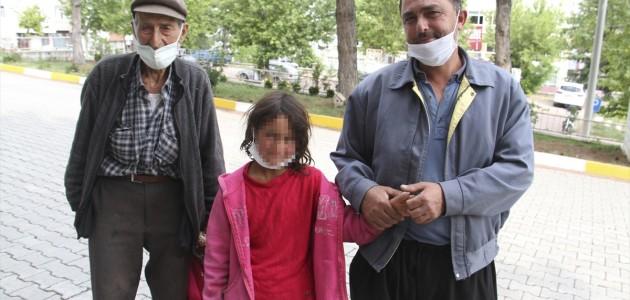 Konya'da Kaybolan 11 Yaşındaki Kız Çocuğu Bulundu