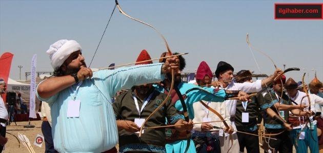 Geleneksel Okculuk Açık Hava Türkiye Şampiyonası Sıralama Atışları
