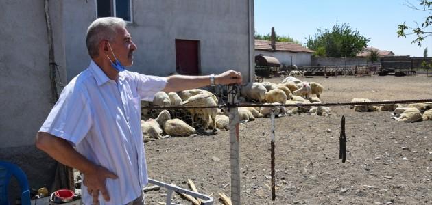 İsveç'teki gurbetçilerden memleketleri Kulu'ya kurban bağışı