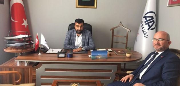 KOP Başkanı Mahmut Sami Şahin, Çalışmaları Anlattı.