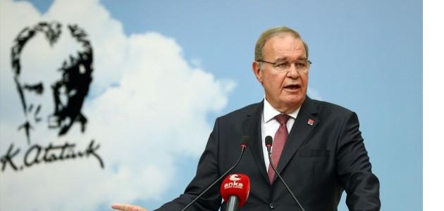 CHP Sözcüsü Öztrak, MYK toplantısına ilişkin açıklaması
