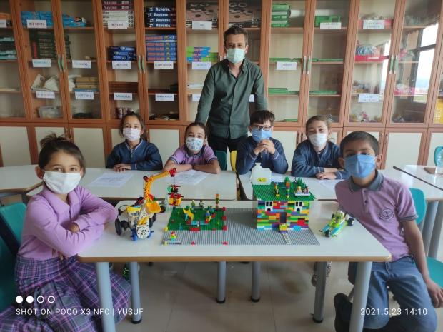 Akkise Atatürk İlkokulu\'ndan Büyük Başarı